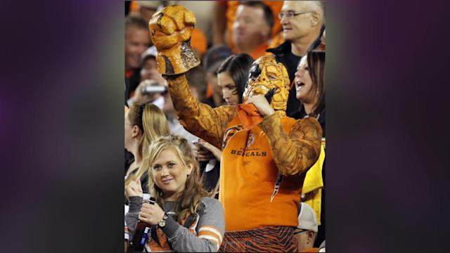 The Bengals Tried To Make Katy Perry's