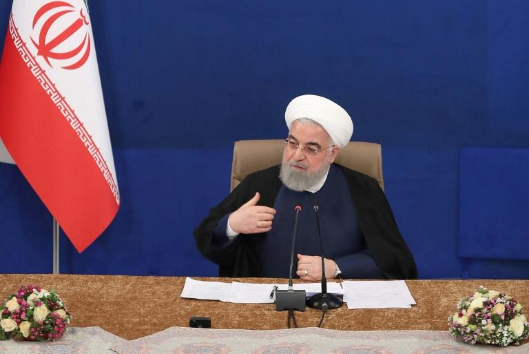 Iran's Rouhani terms Trump's nuclear deal exit a 'stupid mistake'