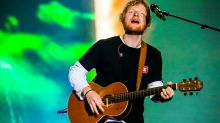 Ed Sheeran lost 4 stone over trolling and 'Two Dinners Teddy' jibes