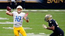 Jaguars' Minshew, Chargers' Herbert Look To Snap Team Skids