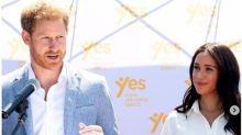 Gelar Kerajaan Pangeran Harry dan Meghan Markle Resmi Dicopot