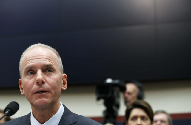 Boeing CEO Dennis Muilenburg out as 737 Max fallout continues