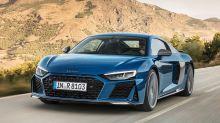 Audi R8 restyling, look affilato e 620 CV
