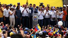 Guaidó enfrenta una primera e inesperada acusación de corrupción