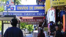 Honduras captó 4.448,4 millones de dólares en remesas, un 9,6 % más que en 2017