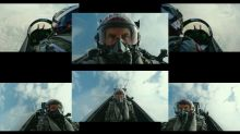 'Top Gun: Maverick' crammed Tom Cruise and six IMAX cameras into real jet plane cockpits for its aerial action