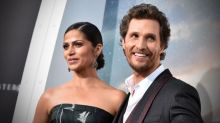 Matthew McConaughey Recalls How 'Whole Family' Thought Wife Camila Alves Would Reject His Proposal