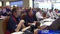Texans brain trust hunkers down on Draft Day