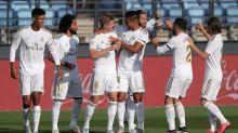 El 1x1 del Real Madrid en su empate 0-0 contra el Getafe