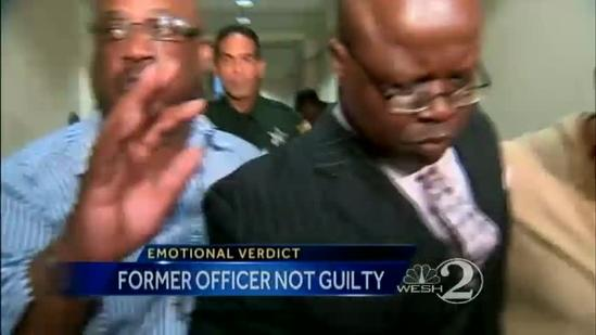 Former OPD officer found not guilty in death of son