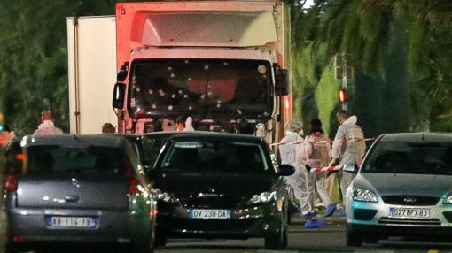 Nice Attacker Plotted for Months, Had Accomplices, Official Says