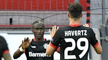 Bayer Leverkusen 1-0 Rangers (4-1 agg): Diaby strike rubber-stamps clash with Inter