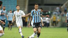 Luan pode virar reserva no Grêmio por causa do extracampo