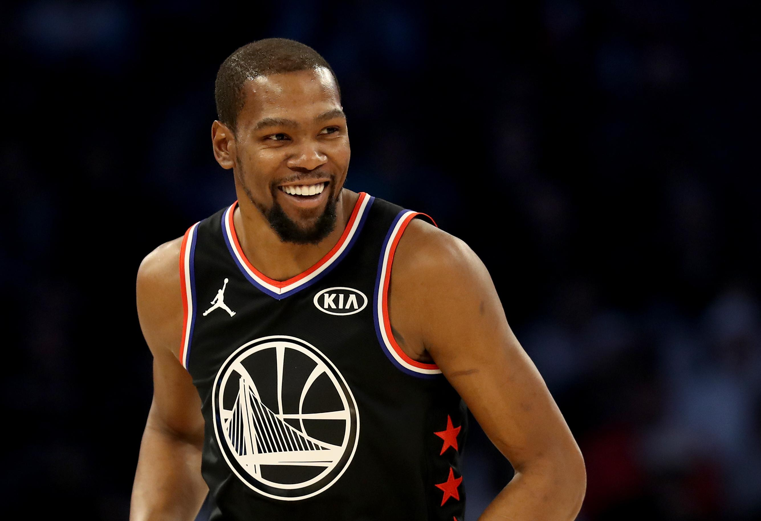 bfb91fa307c0 Team LeBron wins NBA All-Star Game over Team Giannis  Kevin Durant named MVP