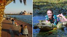 Weekend weather: Sydney cools down as Melbourne, Adelaide warm up