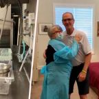 Wife of Alzheimer's Patient Gets Job at Nursing Home to See Him Everyday