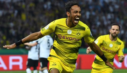 Bundesliga: Manchester City bereitet angeblich Angebot für Pierre-Emerick Aubameyang vor