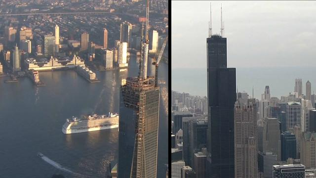 Chicago or New York? Tallest building debate latest battle between cities