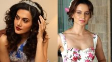 Taapsee Pannu Opens Up About Her Fight With Kangana Ranaut; Says 'It's Wrong To Bully Others'