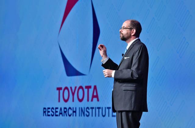 Toyota's $100 million fund will back AI, robotics startups