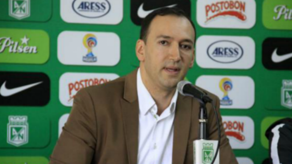 Atlético Nacional se quedó sin presidente