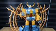 Unicron, the biggest and most expensive Transformers toy ever, smashes all expectations