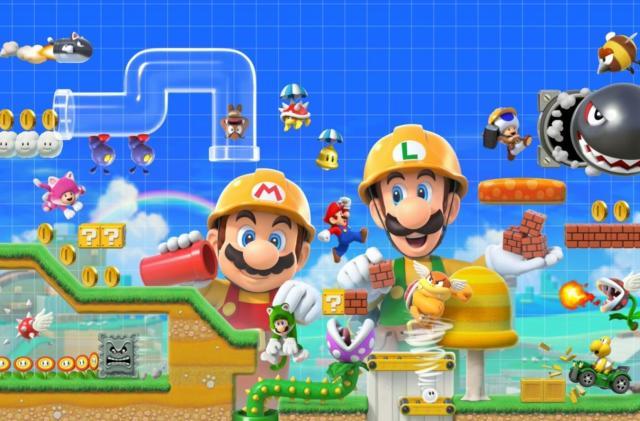 Watch the 'Super Mario Maker 2' Nintendo Direct here