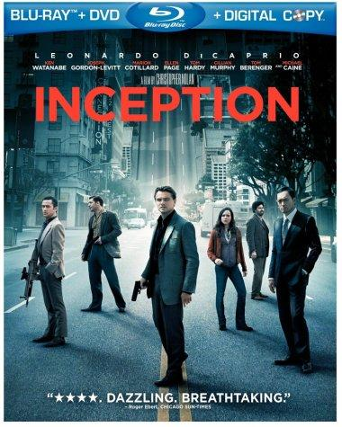 Inception Blu-ray dated for December 7 with 90 minutes of extras