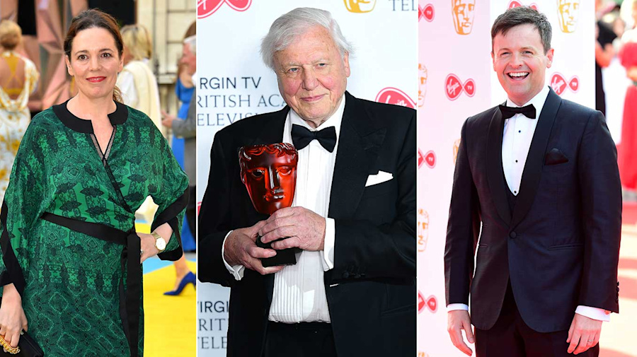 Colman named most powerful person in British TV