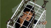Quiso hacer un acto de escapismo en el río Ganges, pero se sumergió y desapareció