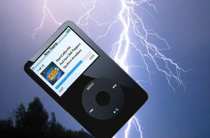 Lightning strikes twice for unsuspecting iPod users