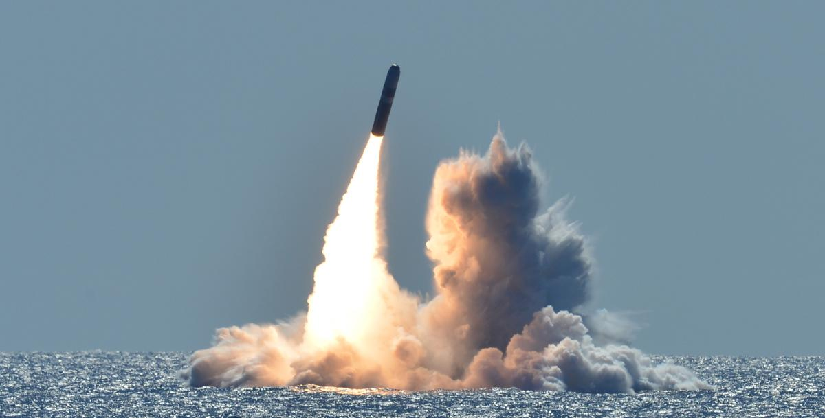 U.S. Navy Fields W76-2 Low-Yield Sub-Launched Nuclear Warhead