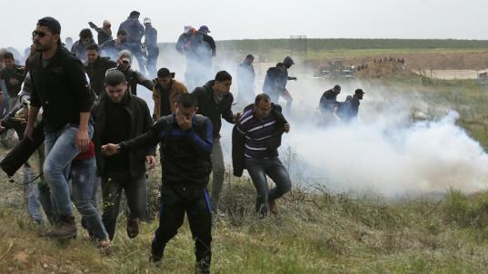 Vifs affrontements à Gaza, plusieurs victimes