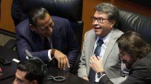 Morena elige a excolaborador de Manuel Velasco para presidir el Senado