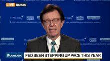 BNY Mellon's Reinhart Says Powell Will Need to Address Correction