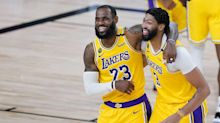 MVP award eludes Lakers' LeBron James, but he'll get over it