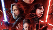 New 'Last Jedi' Poster Suggests Luke Won't Use His Green Lightsaber Again