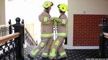 Les pompiers mettent le feu !