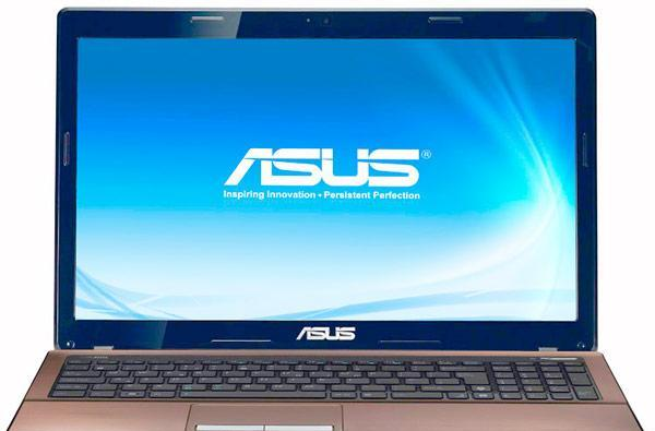 ASUS' K53E laptop gets reviewed, 2.53GHz Core i5-2520M CPU gets praised