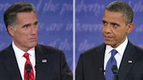 Body language of the first 2012 debate