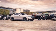 Rolls-Royce reveals the new Ghost