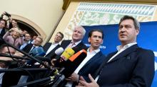 Für viele Merkel-Kritiker in der Union ist Sebastian Kurz eine Art Messias — sie irren sich gewaltig