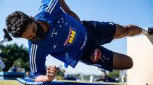 Léo testa positivo pela segunda vez para a Covid-19 e está fora do jogo com a URT pelo Campeonato Mineiro