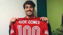 Igor Gomes comemora 100º jogo pelo São Paulo: 'Sonho realizado'
