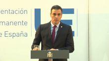 Coronavirus, Sanchez: quarantena imposta da Gb a Spagna ingiusta