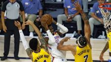 Lakers can't keep up in blowout loss to Thunder