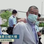 HK tycoon Jimmy Lai arrested under security law