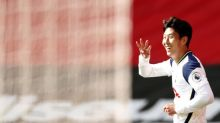 Southampton 2-5 Tottenham: Son has his hat on as Spurs star scores FOUR to earn first Premier League win