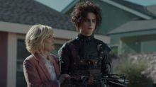Timothée Chalamet plays Edgar Scissorhands in Super Bowl spot, internet goes gaga