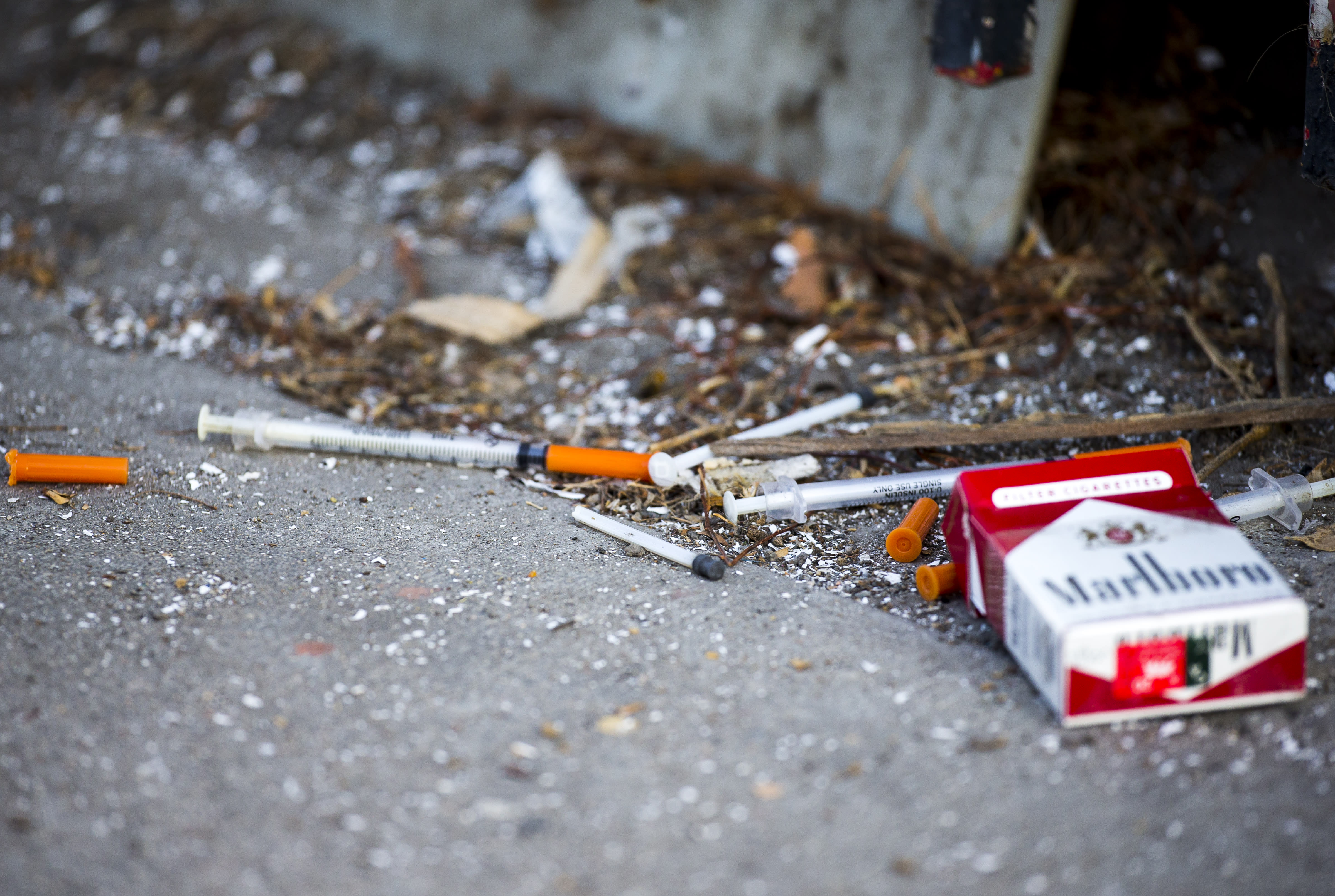 Drug Overdose Deaths Have Fallen Over the Last Year, Data Shows